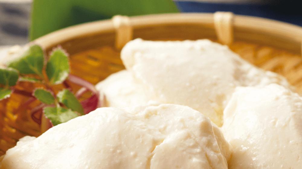 佐嘉おぼろ豆腐とデザート呉豆腐