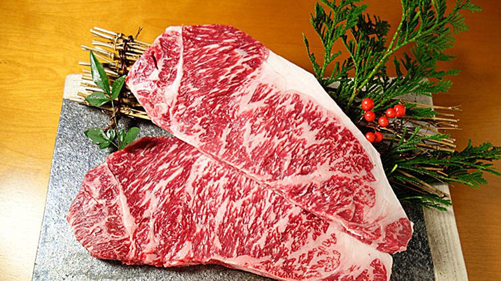 熊本和牛あか牛サーロインステーキ