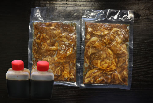 徳島のB級グルメ「帰ってきたウルトラ徳島丼」