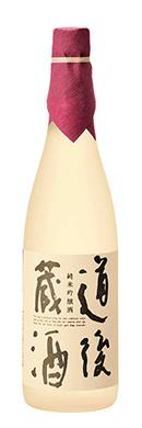 純米吟醸酒 道後蔵酒