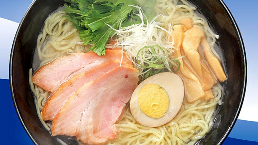 愛媛県土産「しまなみ鯛塩ラーメン」
