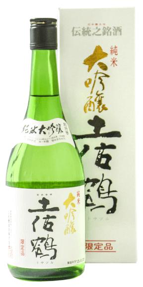 土佐鶴「純米大吟醸」